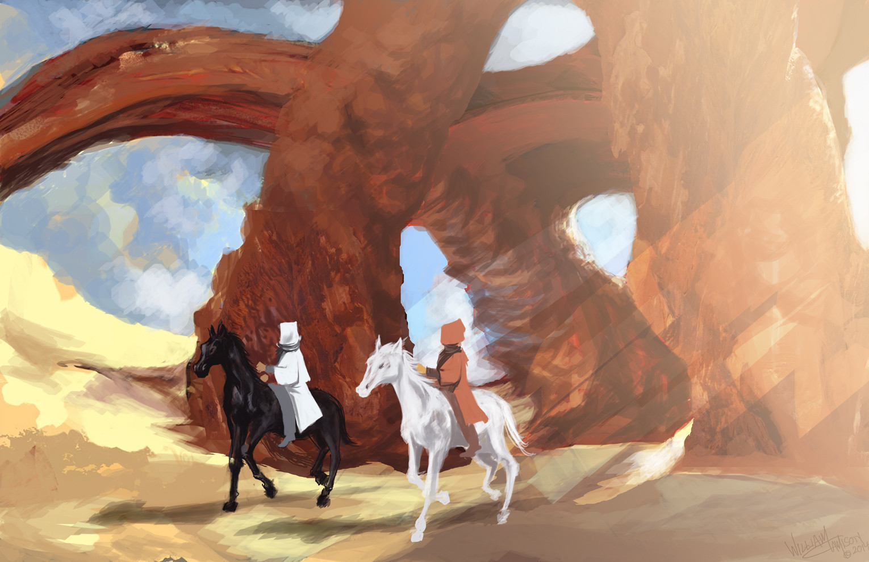 William afro desert nomads2a
