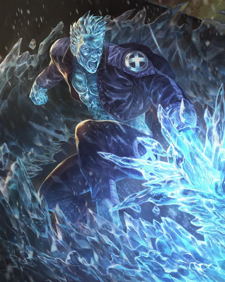 Iceman evo2