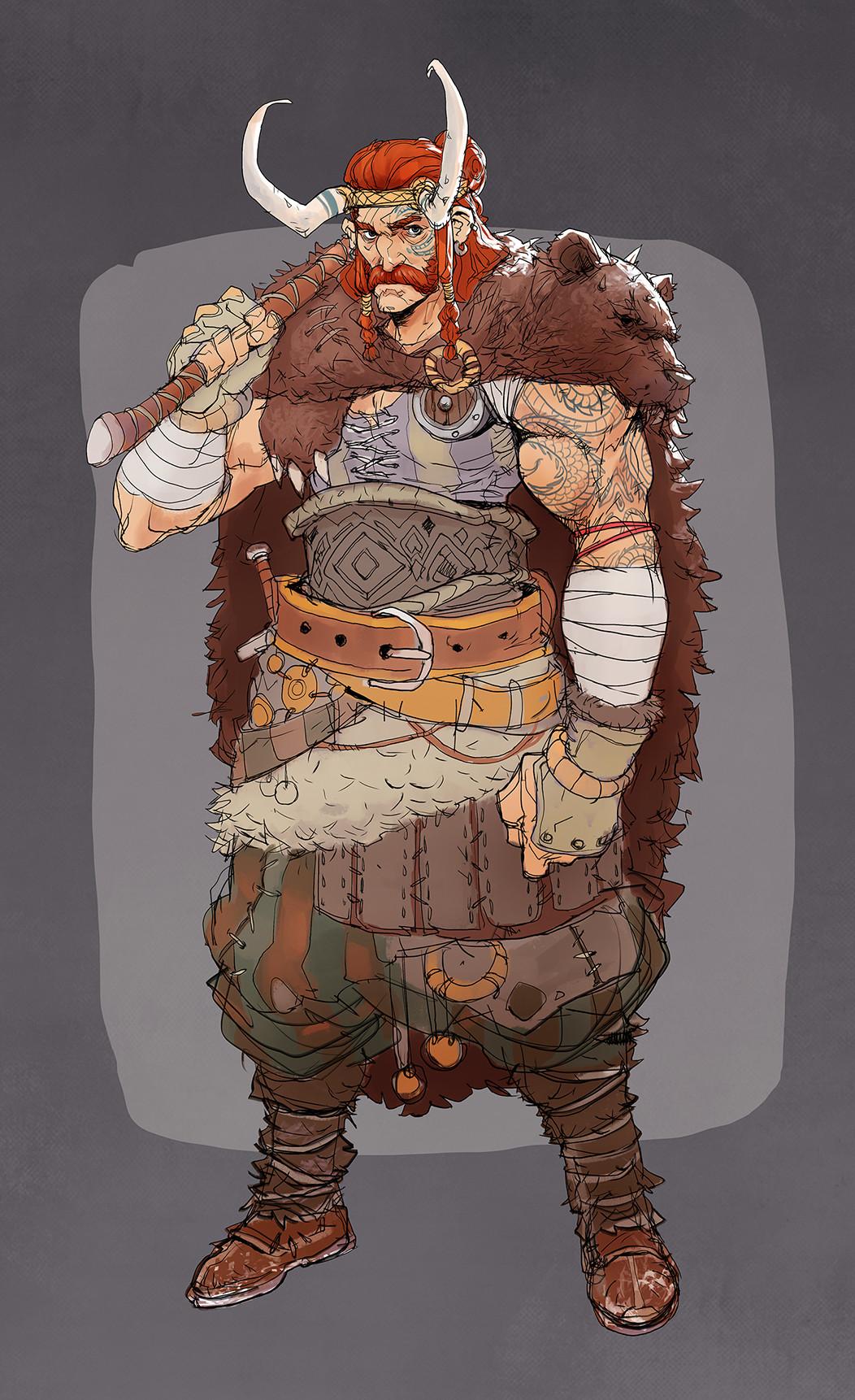 Hicham habchi viking 2