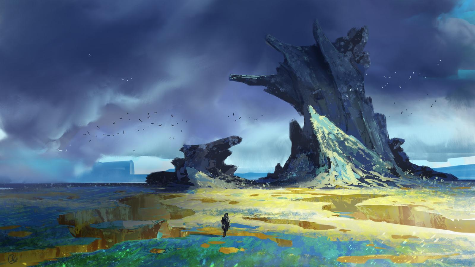 """""""New Horizons"""""""