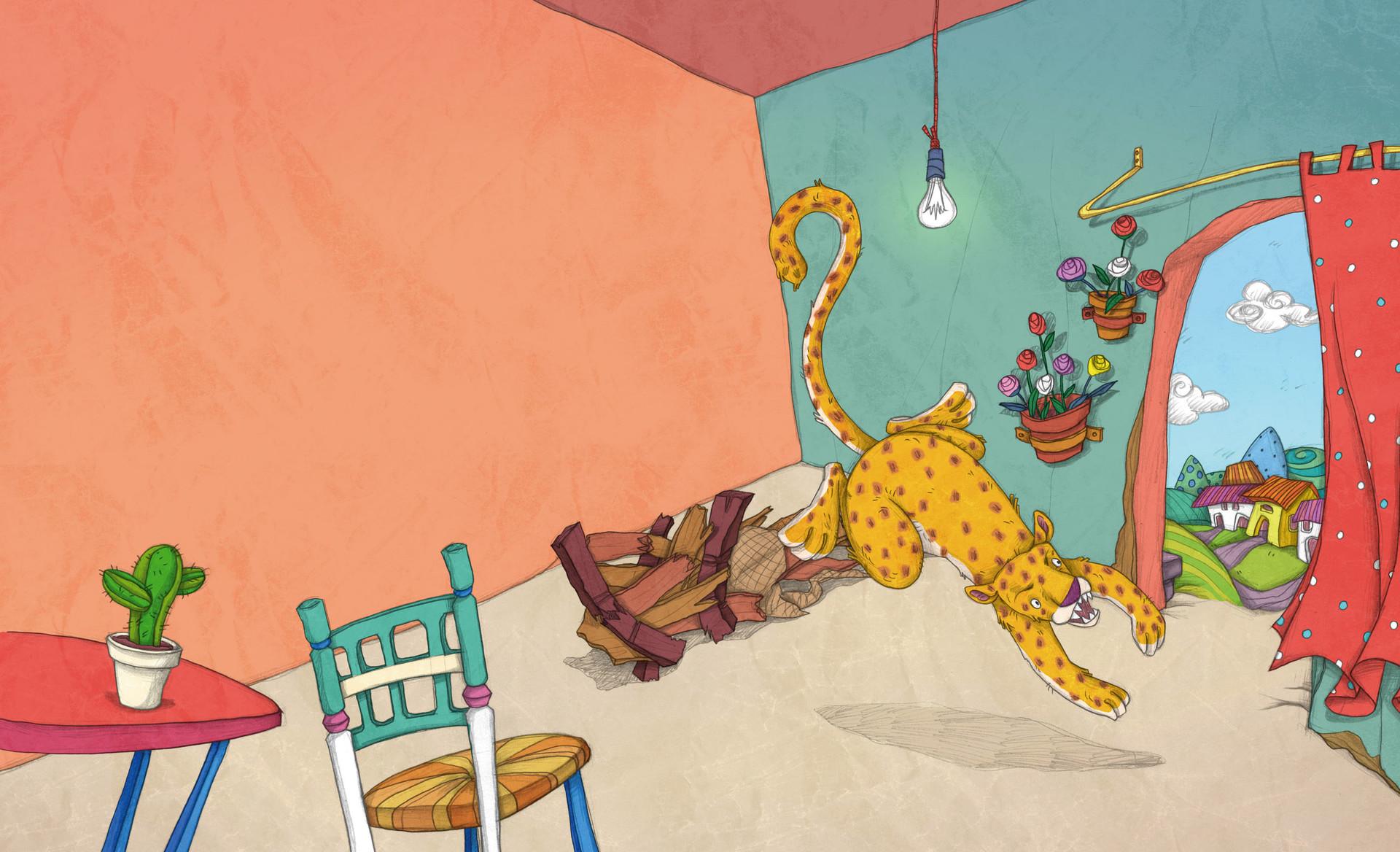 Autogiro illustration studio 8 9