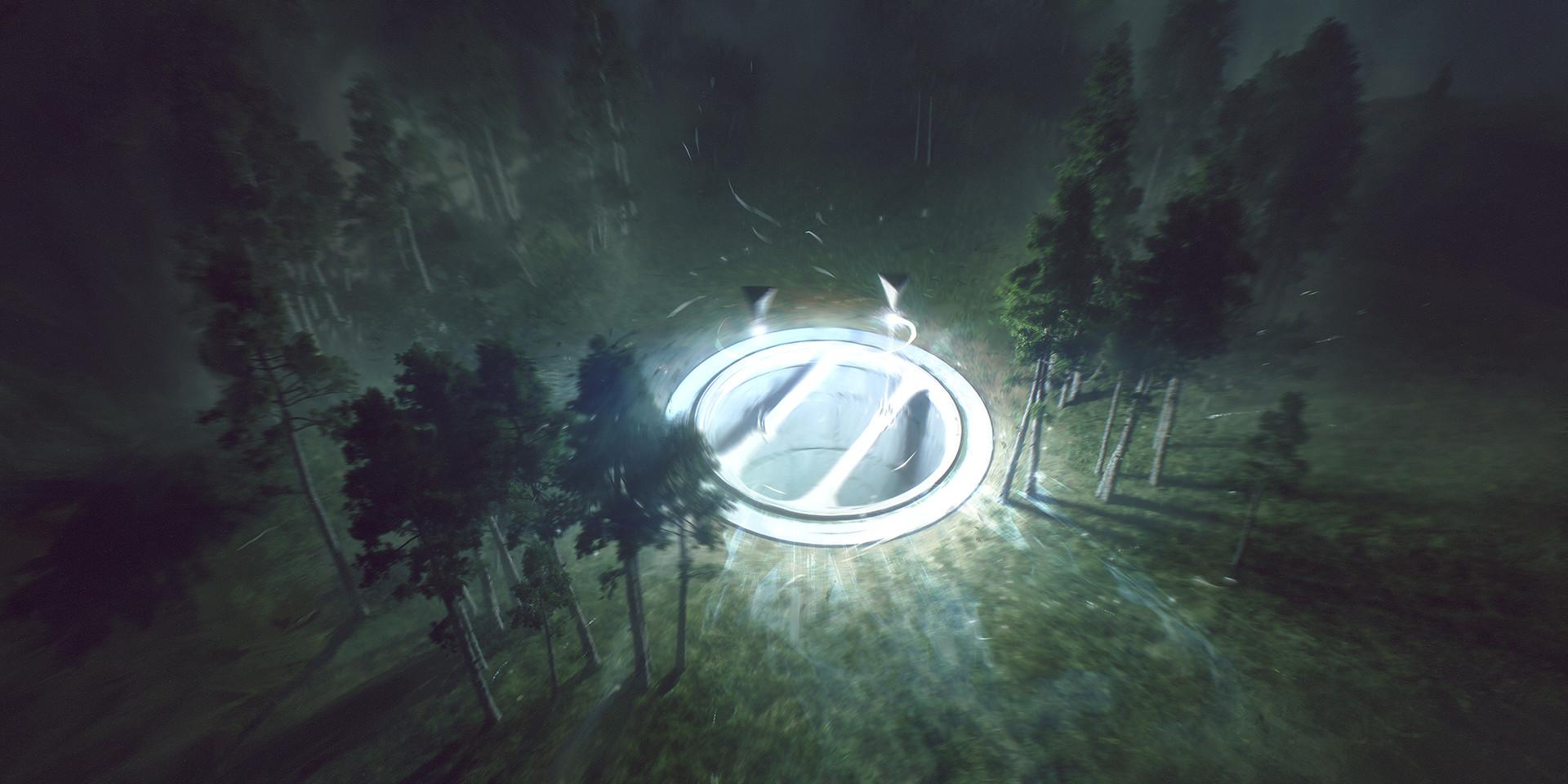 Efflam mercier render sketch night activation copy