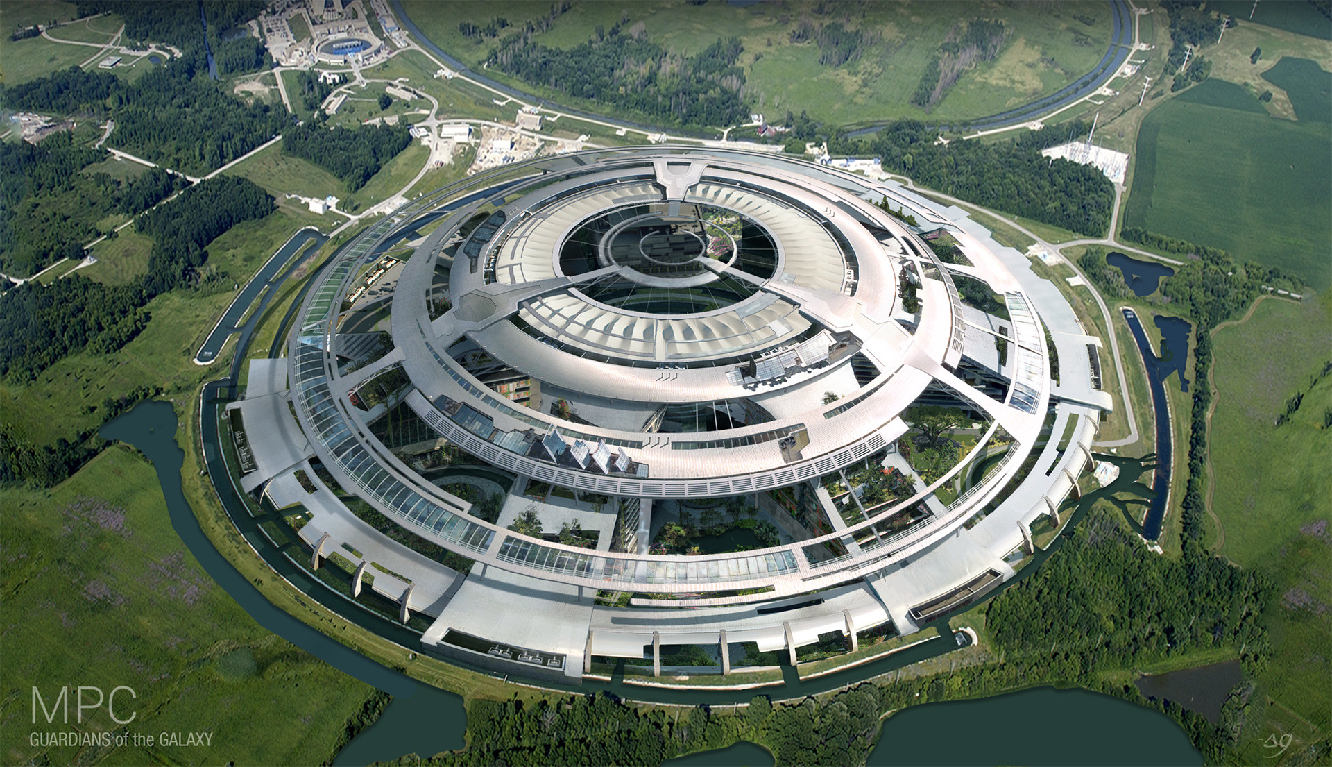Ga 235 Lle Seguillon Xandar City Circular Building