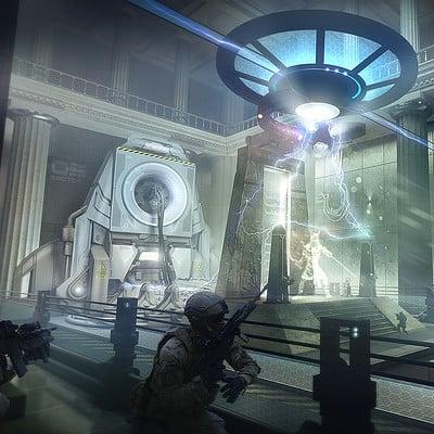 Encho enchev the portal concept1s