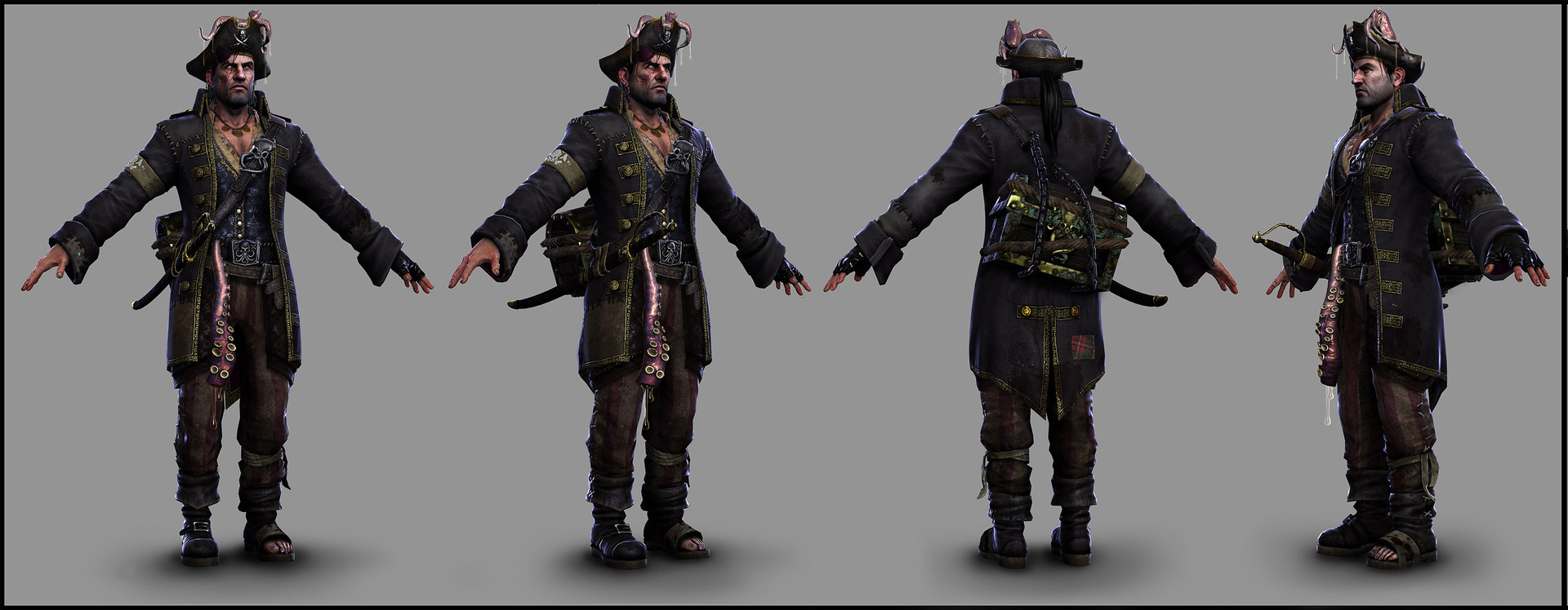 Sam chester samchester pirate body turnaround small zcentral