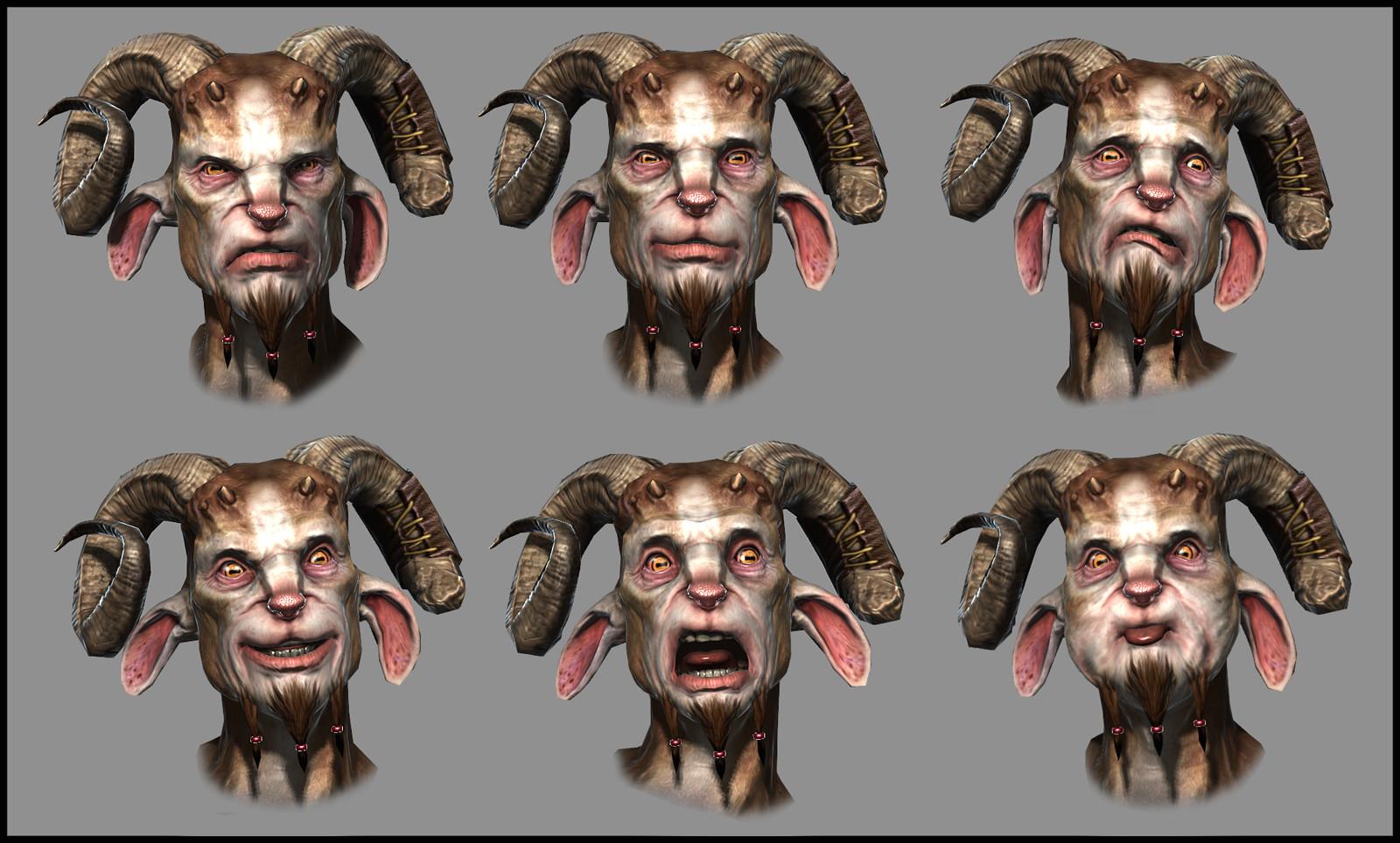 Sam chester samchester goat morphs