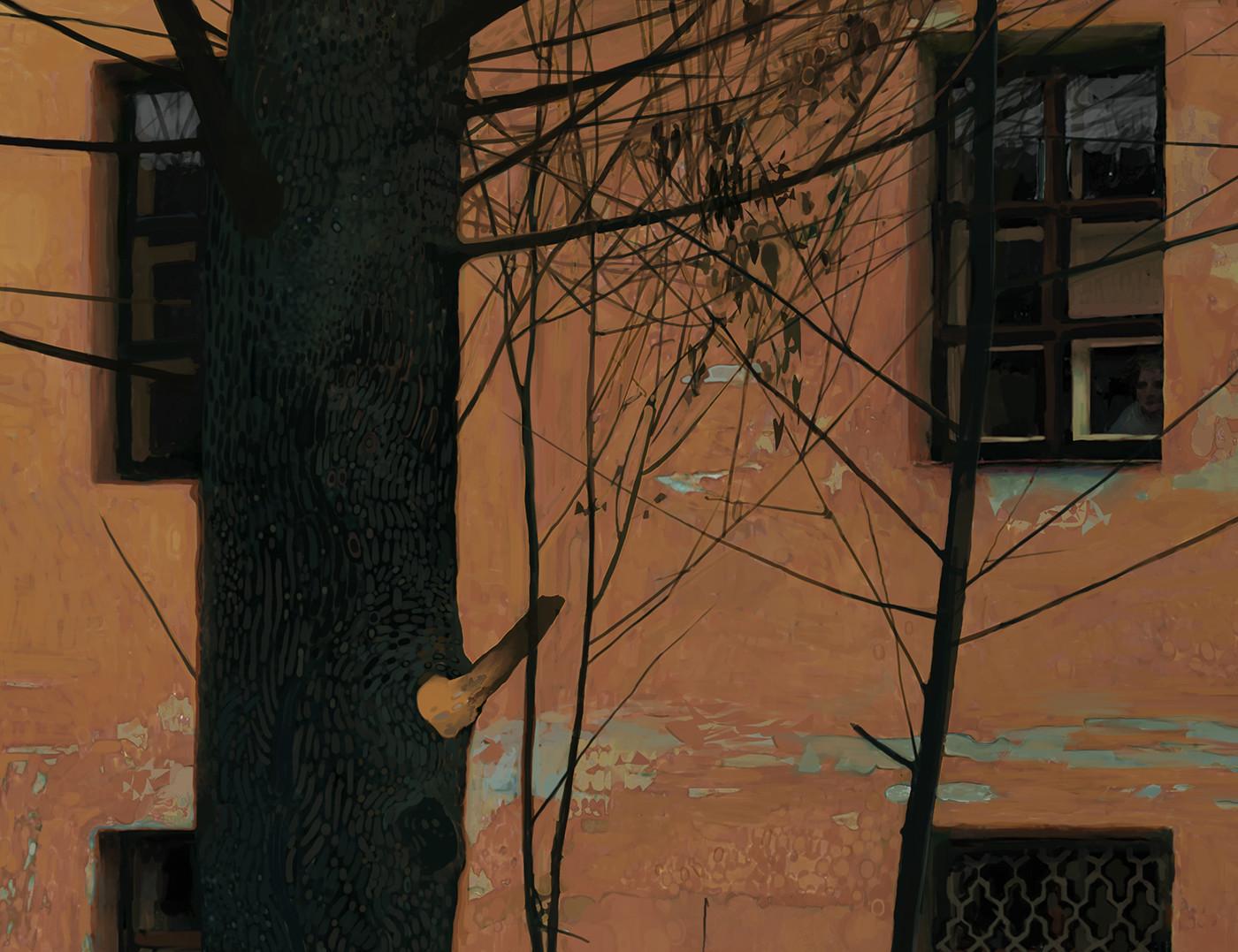 Andrey surnov long winter