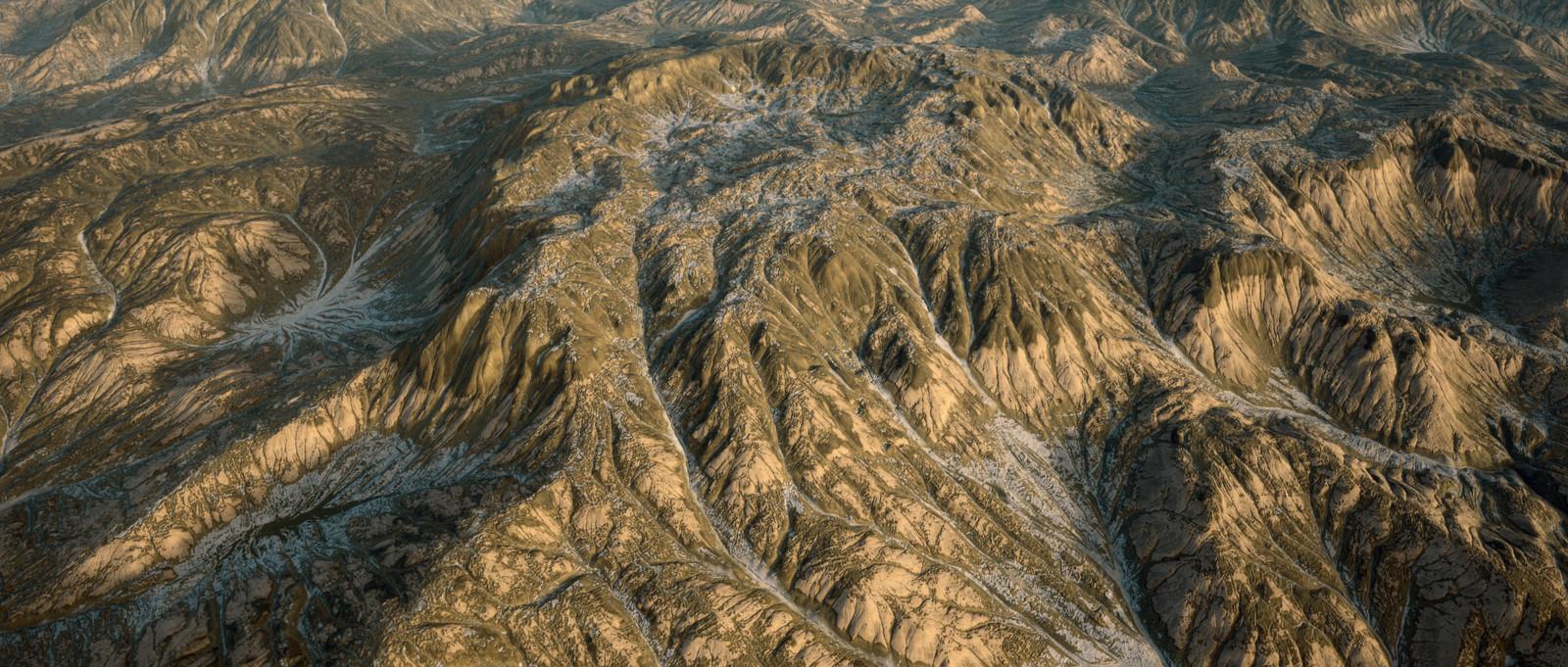 Grand Mountain Range