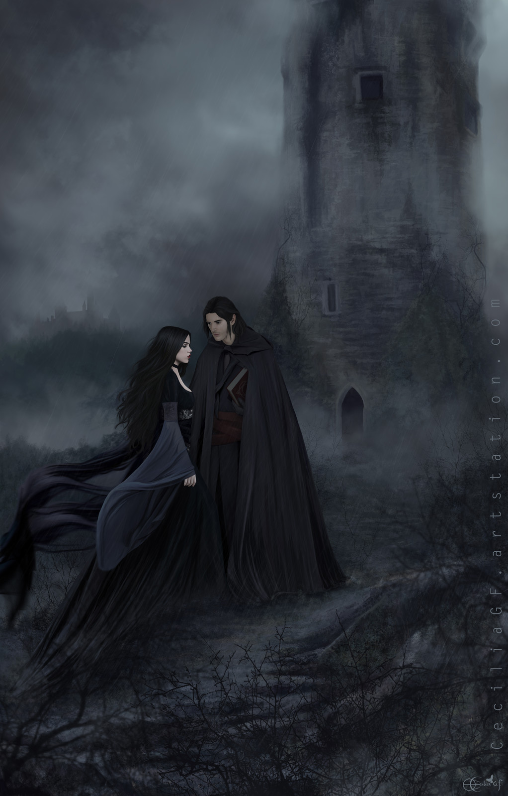 The witch and the monk