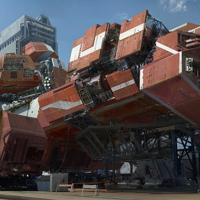 Allen wei ship