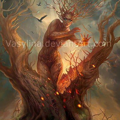 Vasilyna holod spirit