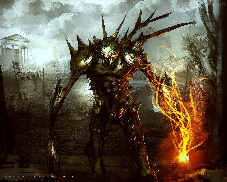 Benedick bana wing reaper final upgrade lores