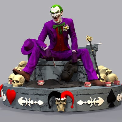 Andre ferwerda joker preview color