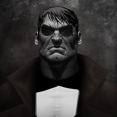 Tyler wilson punisher concept