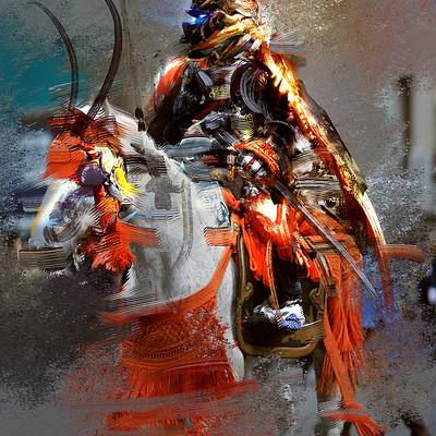 Benedick bana samurai crab01 lores