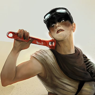 Sergio palomino december reward furiosa