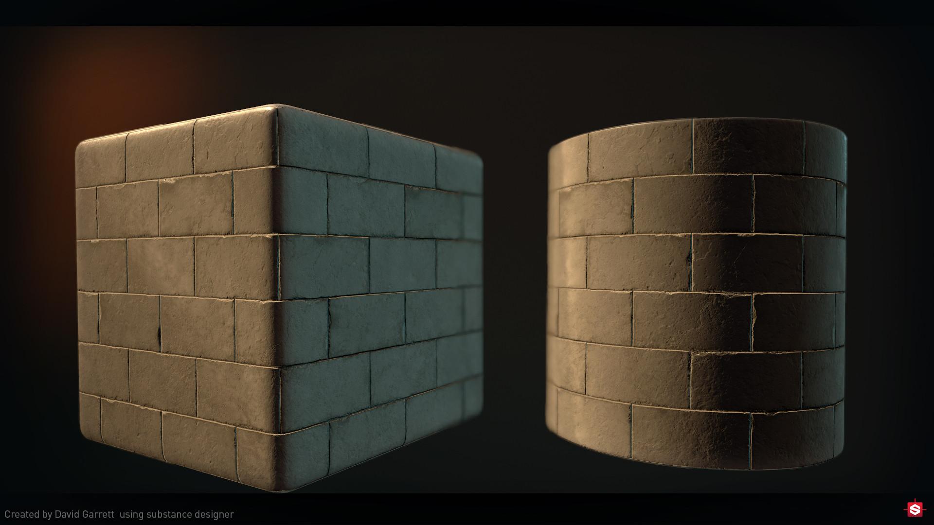David garrett n3094311 asset shot material brick clean