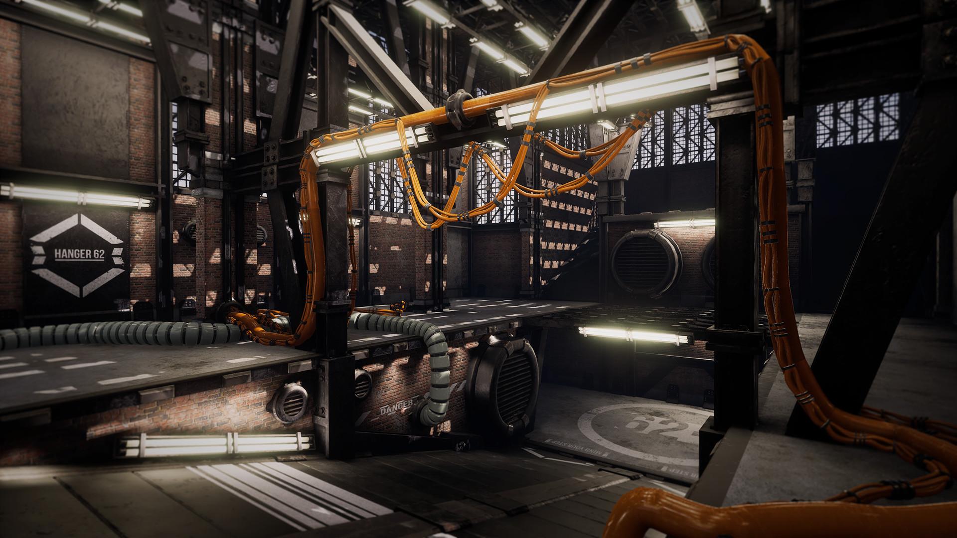 Hangar 62 - Screenshot