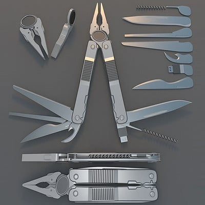 Dennis haupt multi tool rigged 10
