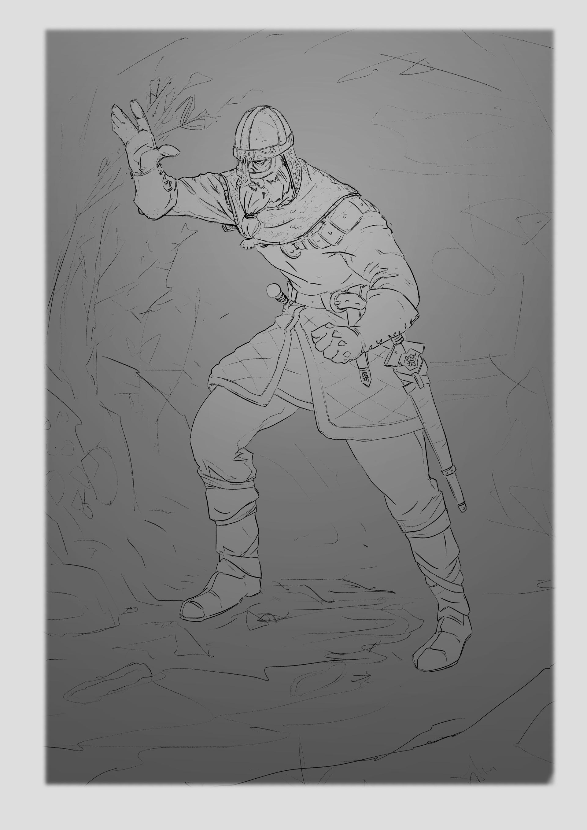 Brian deakin viking01