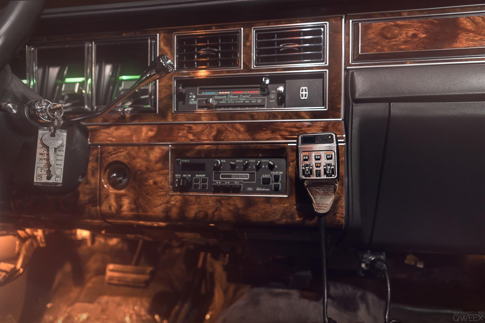 Mikhail Sharov Lincoln Town Car 1984 Full Set