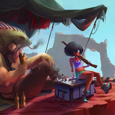 Stef tastan painting4