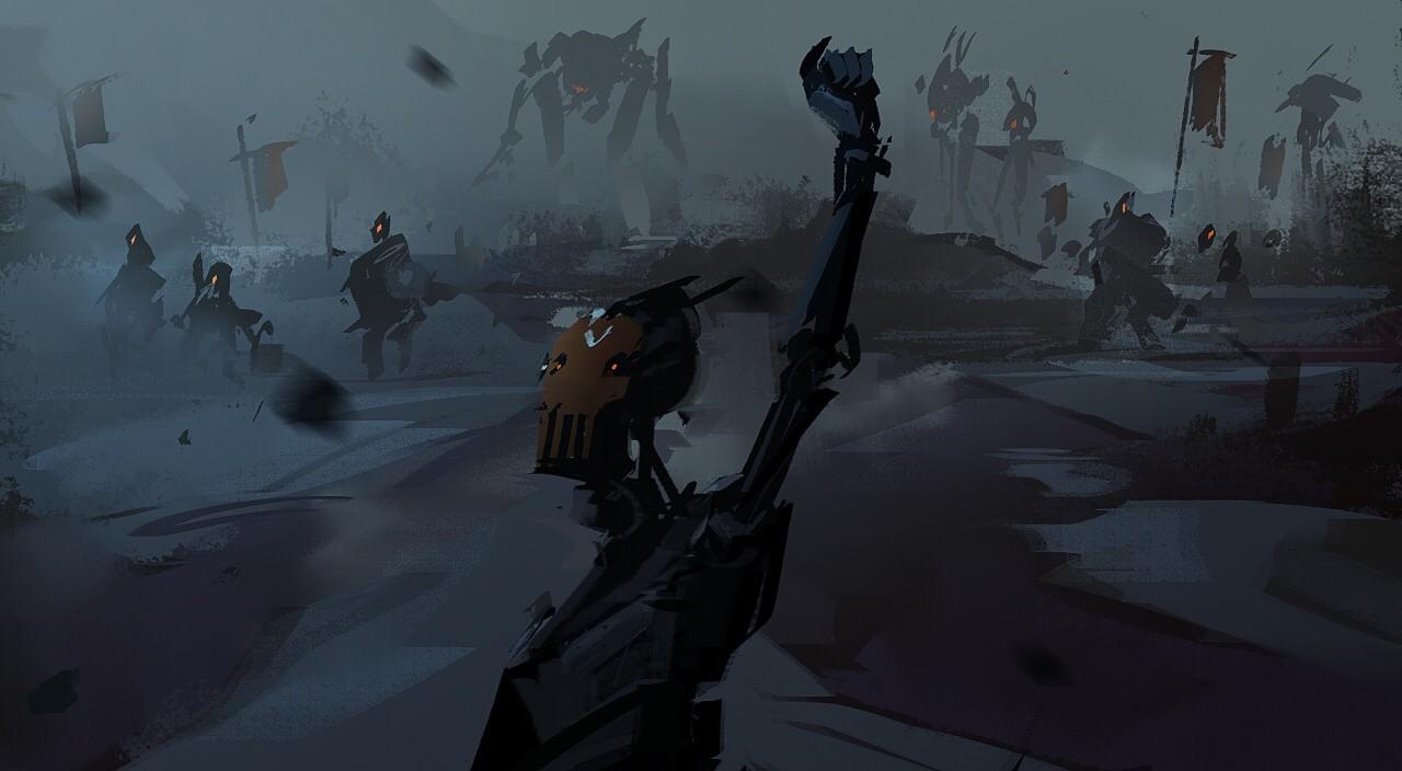 "Topic: ""Robot Uprising"""