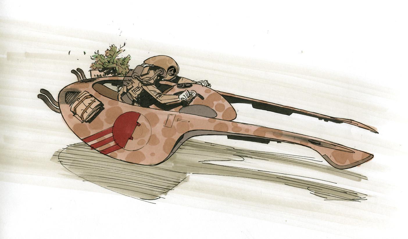 Rodolfo damaggio speeder