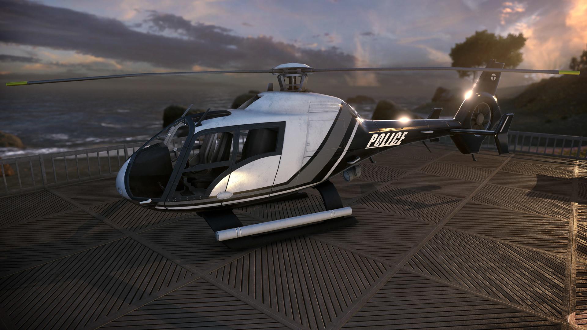 Alex jay brady bfhl scout helicopter