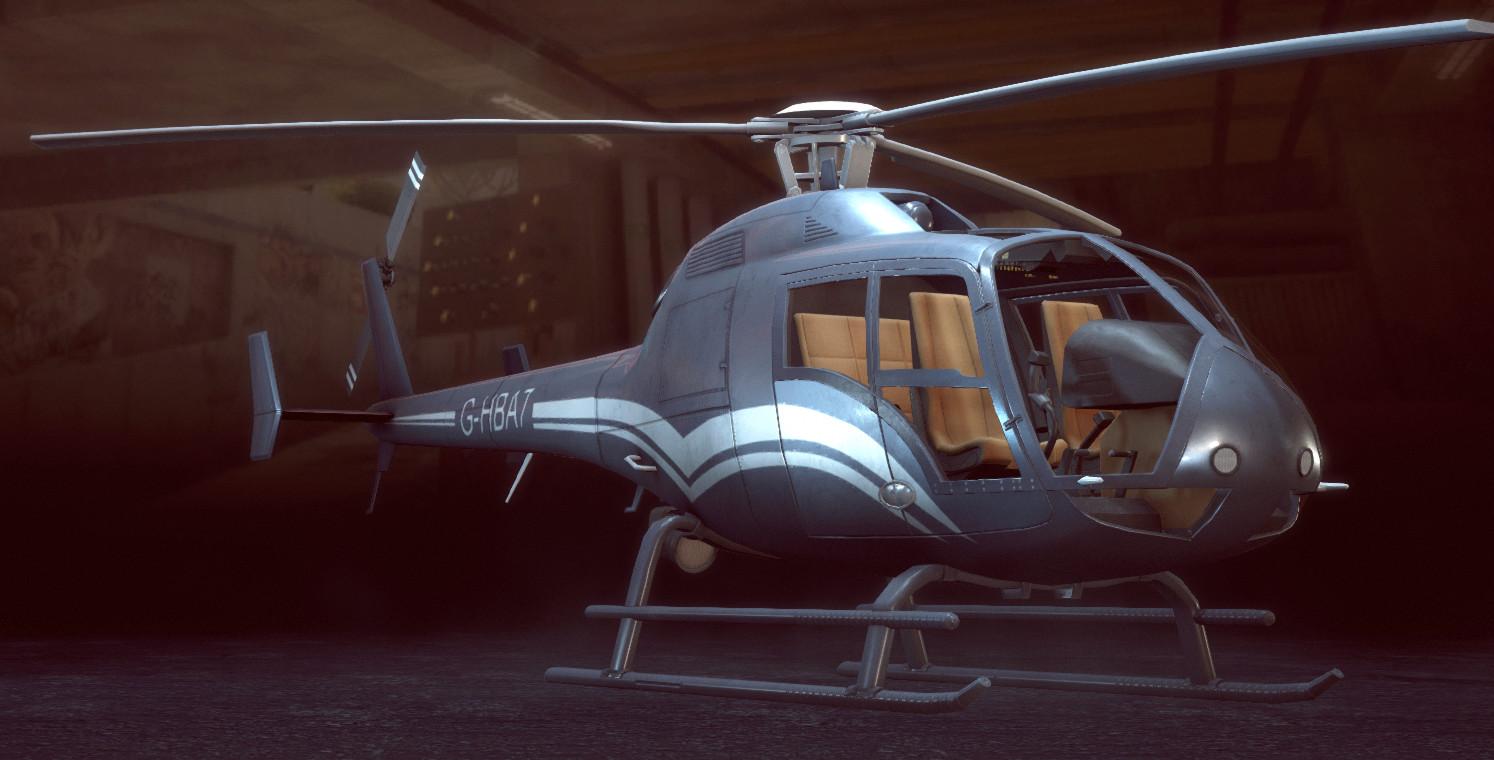 Alex jay brady bfhl responsehelicopter