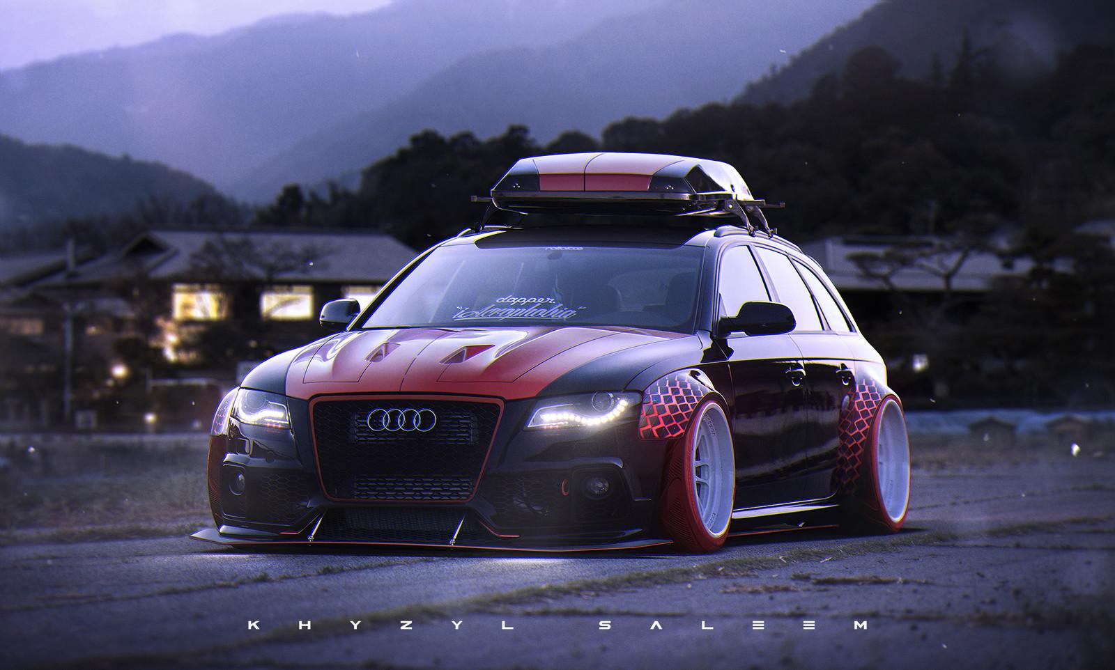 BMW/Audi Mashup