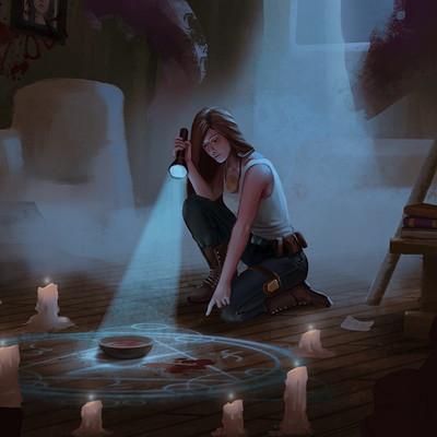 Maja deke the haunting