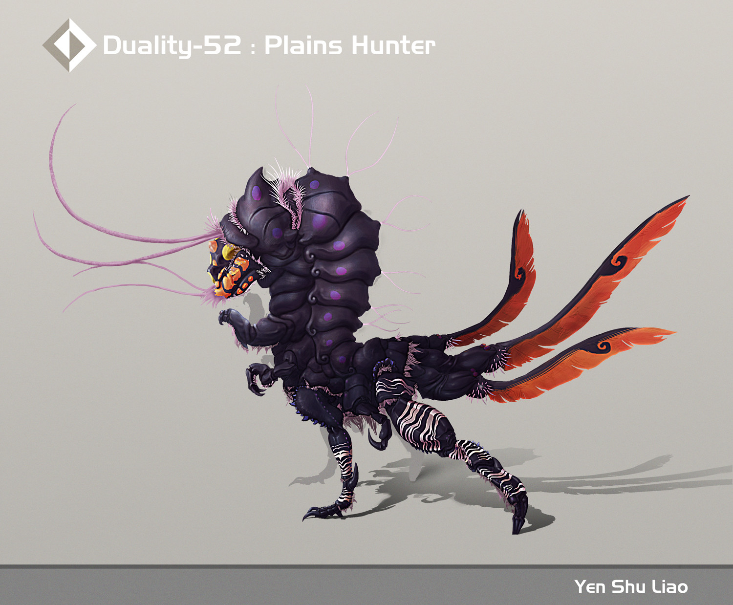 Duality-52: Plains Hunter