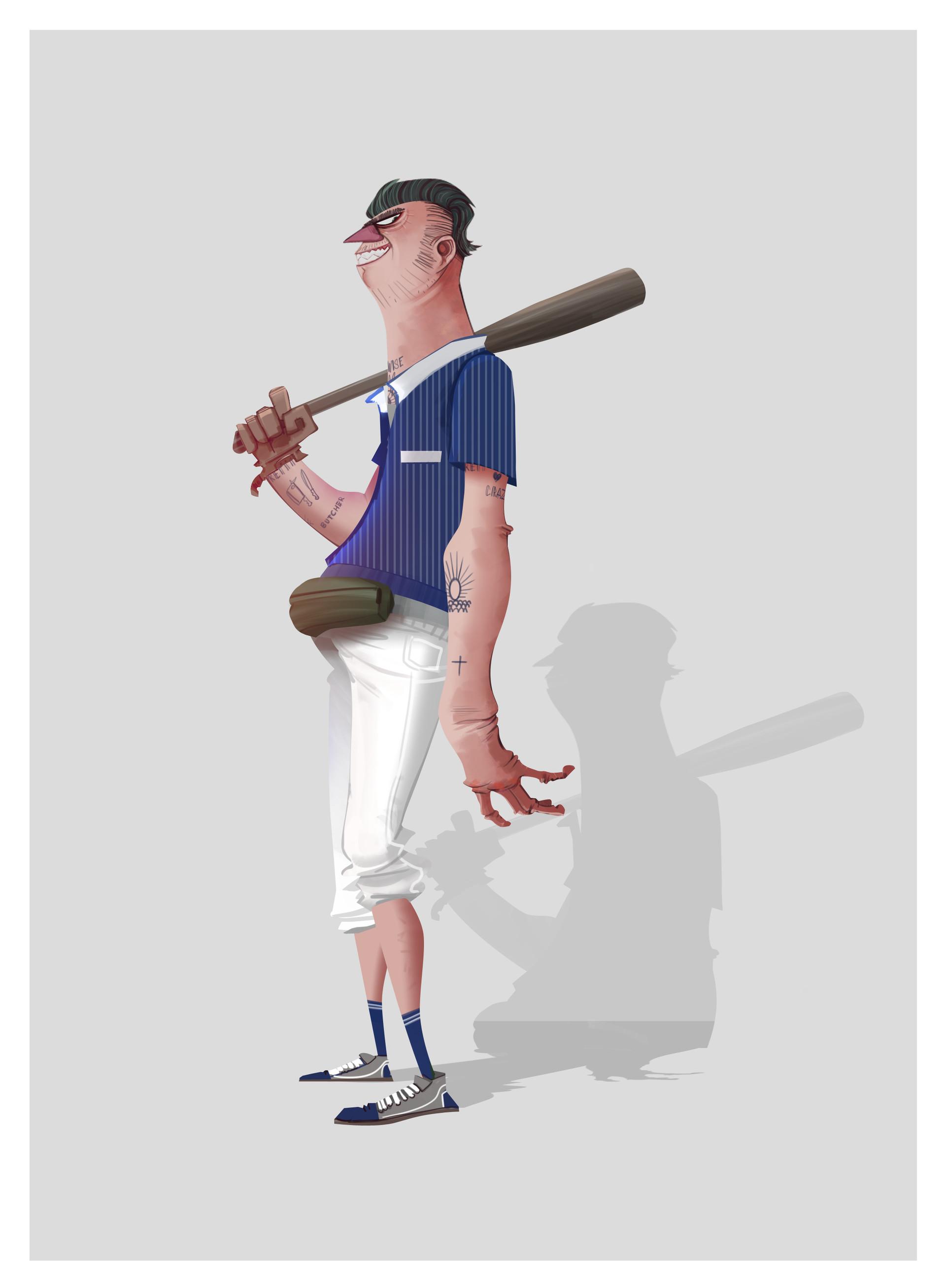 Clement dartigues baseball