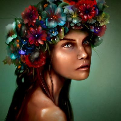 Maryna babych folk beautyoldish