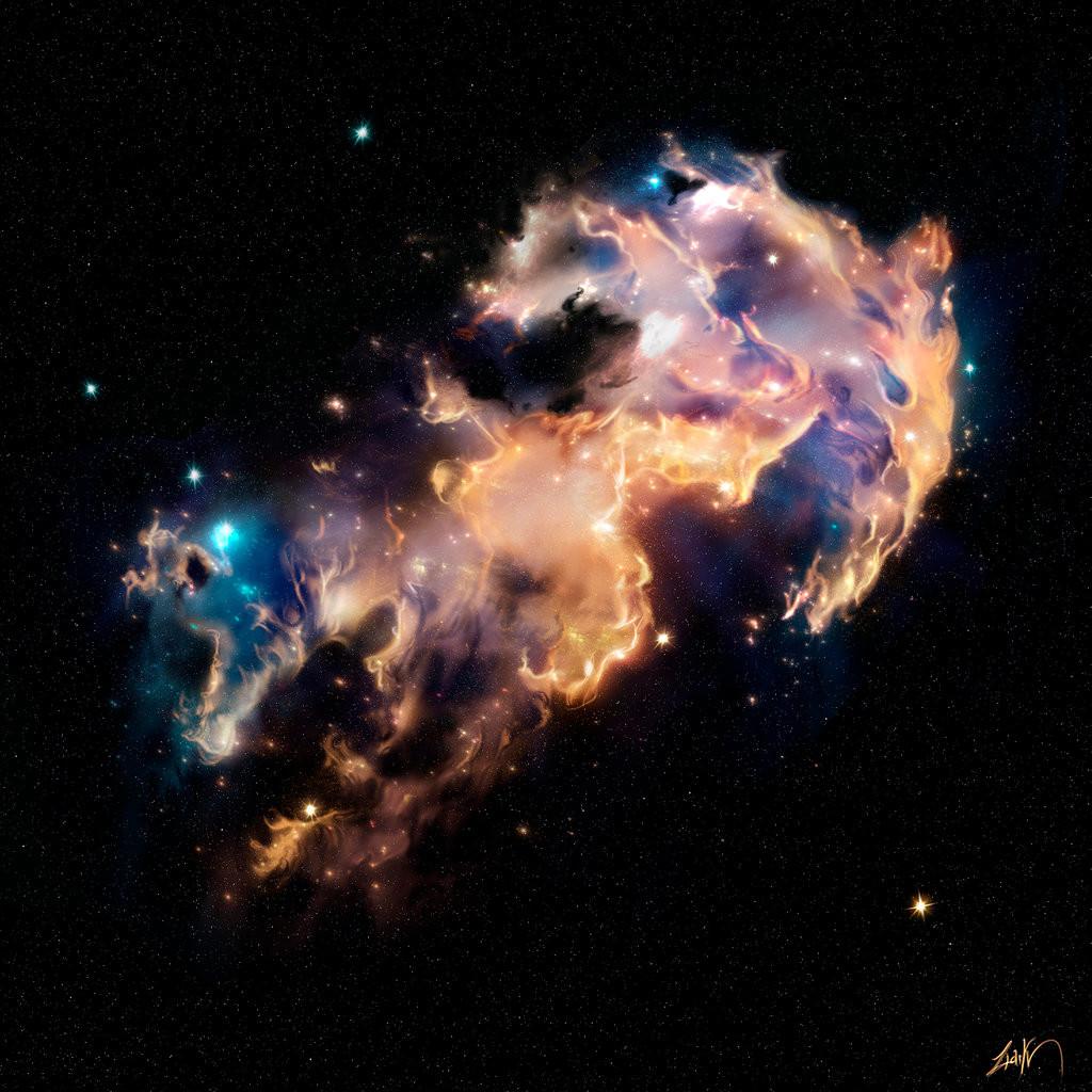 Lia ark nebula 6 by liark2z d9o0jdw