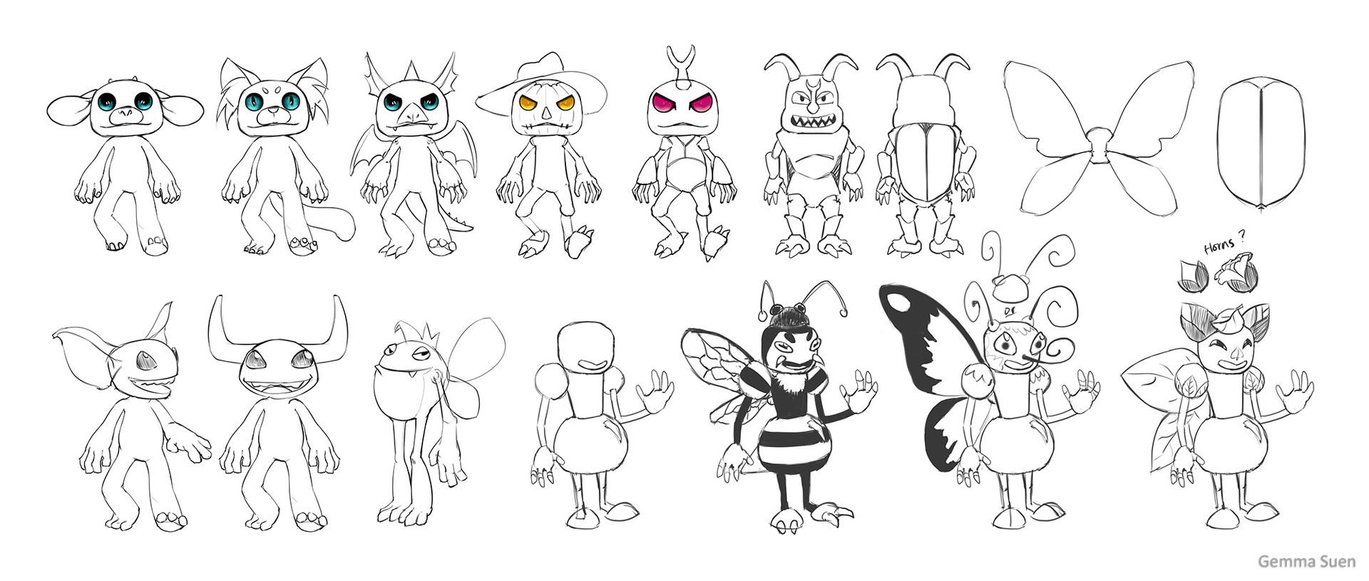 Gemma suen pooka designs sketch