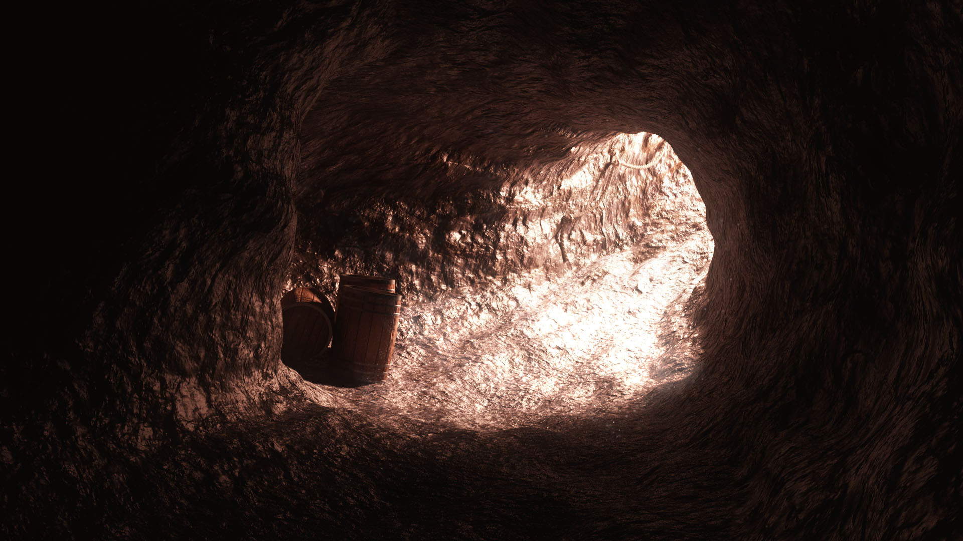 Chris ebbinger cave