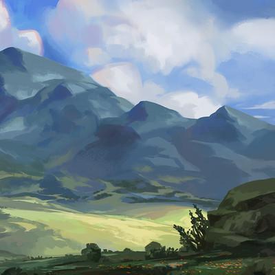 Sebastian wagner mountains