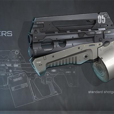 Kris thaler shotgun shbx