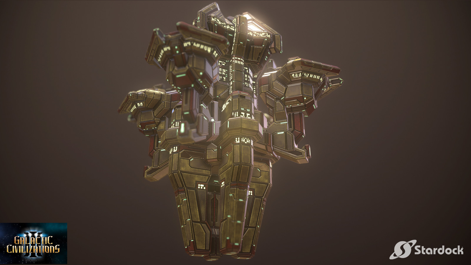 Galactic Civilizations 3 - Drengin Ships