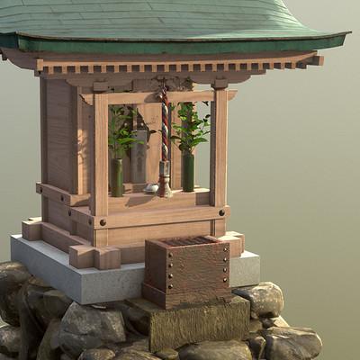 Colin valek shrine
