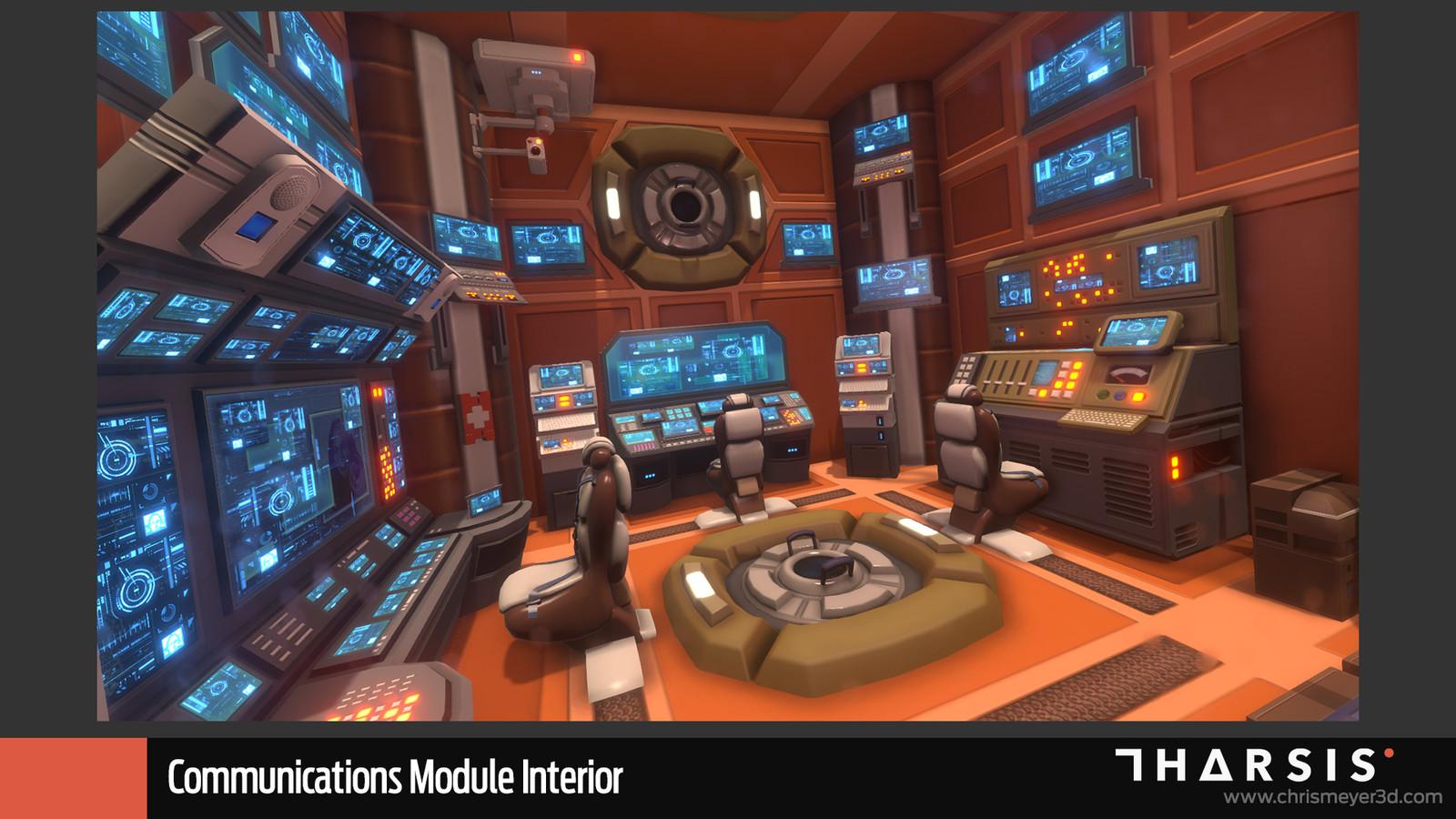 Communcations Interior