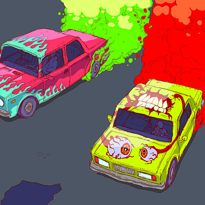 Rustam ha cars