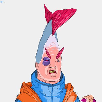 Rustam ha fish wizard