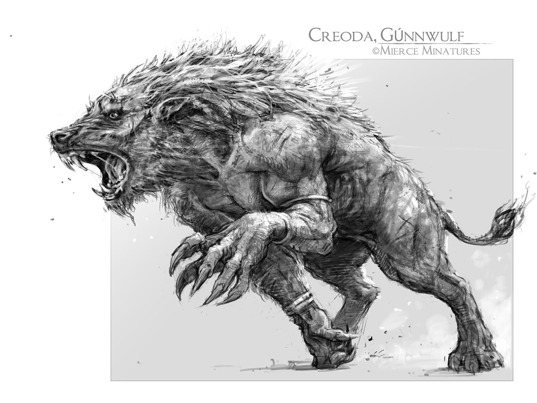 Creoda, Gúnnwulf