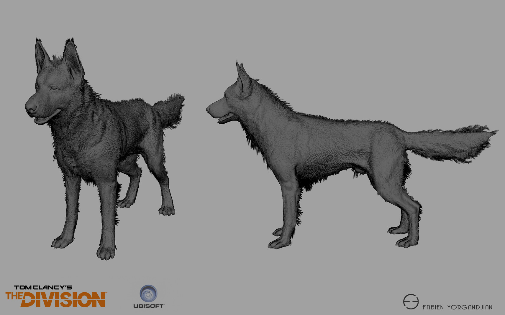 Fabien yorgandjian the division dog02 ingame