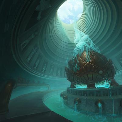 Marius millar inside cloudforge depth