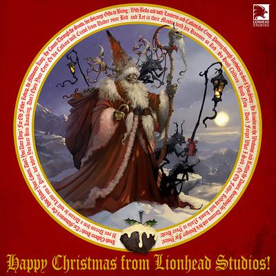 Mike mccarthy christmas card 13