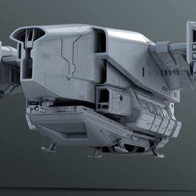 Travis brady cabal dropship 169